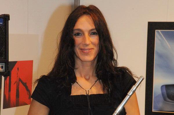 ...der Musikerin Frau Annette Bauer – vielen Dank!