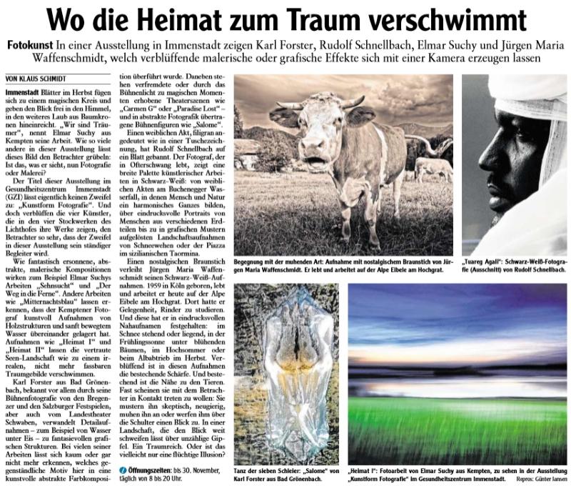 """""""Mit freundlicher Genehmigung des Allgäuer Anzeigeblattes"""""""